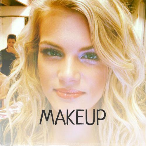 makeup salon services